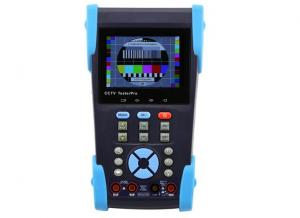 China Multi-Function CCTV Tester With IP Address Search , 3.5 Inch Digital Multimeter on sale