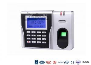China ABS Epoxy Security Biometric Fingerprint Reader , IP67 Electronic Attendance System on sale