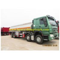 China OEM Fuel chemical tanker truck 336hp 24000L with Ergonomic design on sale