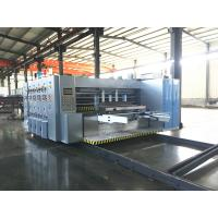 200 Pieces / Min Flexo Printer Slotter Machine Automatic Corrugated Box Making Machine