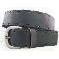 factory price men split leather belts in high quality