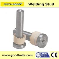 China low carbon alloy steel shear stud with ceramich ferrule(CE certified) on sale
