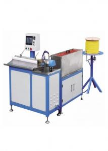China High Accurate Pvc Spiral Forming Machine PLC Controlled  Touch Screen Operation on sale
