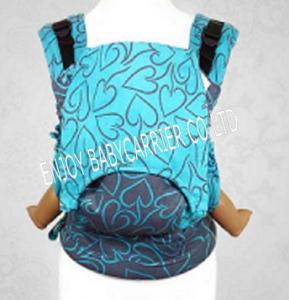 China el eco del moq del ow recicla el fabricante softtextile del portador de la mochila del bebé on sale