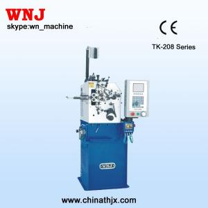 China TK-208 Spring Coiling Machine on sale