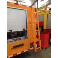 Security Aluminum Rolling Door for Special Emergency Rescue Equipment