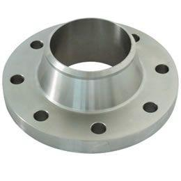 China 316L 304 Stainless Steel Weld Neck Flanges BS WN Flange For Construction on sale