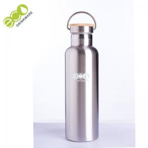 China 600ML 13OZ Double Walled Vacuum Insulated Stainless Steel Sport Water Bottle on sale