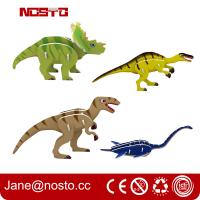 China 3D dinosaur puzzle for promotion gift puzzle, freebies , complimentary gift on sale