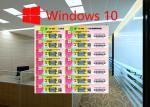 MS Windows 10 Pro COA Sticker 64bit Online Activate COA X20 Product ID 03305