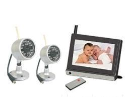 China 7 LCD Wireless Receiver, Baby Monitor on sale