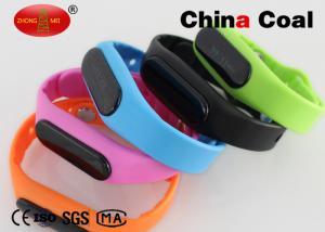 China Le sommeil futé de montre de GPS de voie de bracelet de sport de la mode E06 surveillant long de réserve imperméabilisent on sale