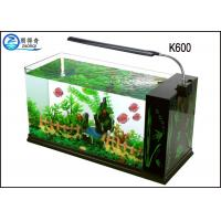 China Eco-Friendly Aquarium Fish Tank , Durable LED  Aquarium Lightning Clear Glass on sale