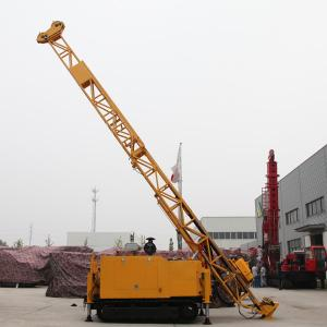 China 179KW Track Crawler Mounted Drilling Rig 2000m Depth BS Rod CSD1800AX on sale