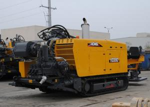 China Rubber Track Horizontal Directional Drilling Equipment With Rotating Work Station on sale