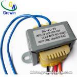 Ei Type Power Supply Encapsulated Transformer with IEC