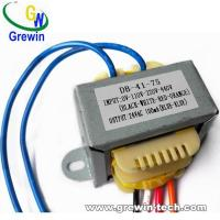 China Ei Type Power Supply Encapsulated Transformer with IEC on sale