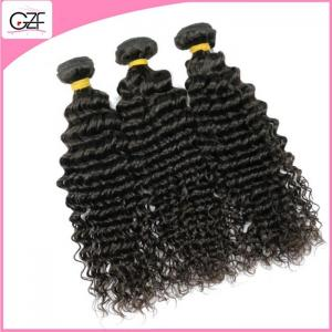 China Alibaba China Virgin Curl Soft Human Hair Afro Kinky Curly Weave No lice Steam Process on sale