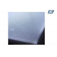 China Lumisheet LED Light Guide Plate , High Illumination Led Light Guide PanelEdge Lit on sale