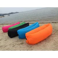 2016 Hot Lazybag Inflatable Sofa Banana Sleeping Bag