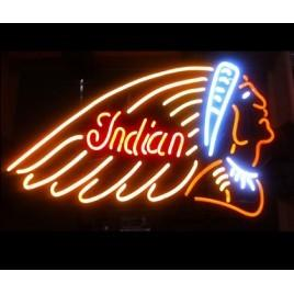 Classic Motorcycle Automotive Neon Signs Harley Davidson