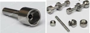 China 18mm Pure Titanium Domeless Nail Smoking Grade 2 on sale