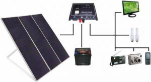 China 60W Solar Home Application System on sale