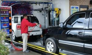 China Industrial restructuring straightly directed to the car washer area on sale