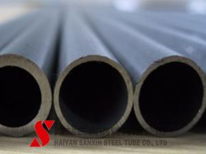 China Professional Seamless Precision Steel Tube Cold Drawn High Precision ASTM / DIN Standard on sale