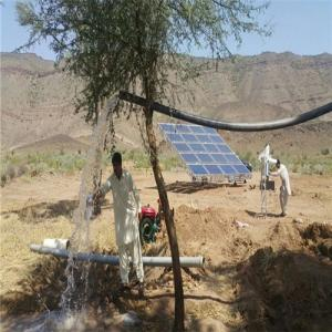 China dc water pump 24v solar water pumping system 1hp 2hp 3hp on sale