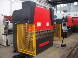 China Holland Brand Controller Hydraulic Press Brake Machine 80 Ton 2500mm on sale