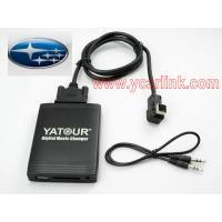 Yatour Subaru McIntosh Stereo USB SD AUX MP3 Interface(Digital CD Changer YT-M06 Ycarlink)