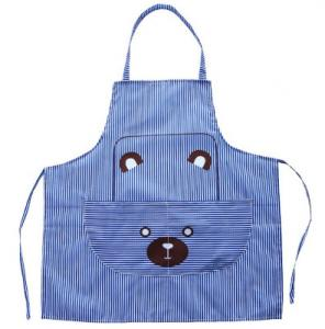 China Oem Cute Cooking Aprons Anti Dirt Eco Friendly Material For Safety  Protective on sale