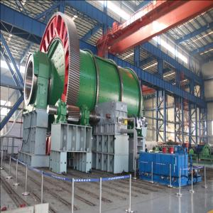 China Cone Grid Ball Mill Mining Processing Equipment Long Working Life on sale