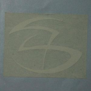 China Silk Printing Normal Vinyl Decal on sale