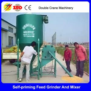 China Factory price poultry feed grinder and mixer for kenya on sale