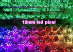 12mm 5V Fullcolor rgb pixel light for illuminated signs