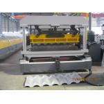 機械 45# 鋼鉄を形作る専門の台形屋根瓦ロール