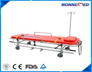 China BM-E3010 Medical Hospital Equipment Aluminum Alloy Folding Ambulance Stretcher on sale