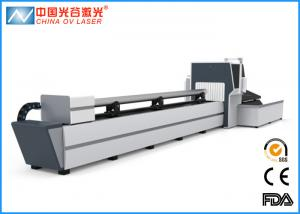 China Square Tube Cutting Machine Fiber Coherent 2mm with CE FDA Certification on sale