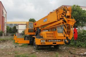 China kato 25ton used truck crane hydraulic crane on sale