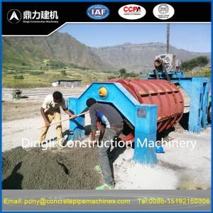 China Hume Concrete Pipe Making Machine made in china on sale