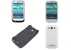China ultra thin external backup battery charger case 1700mah for Samsung Galaxy S3 on sale