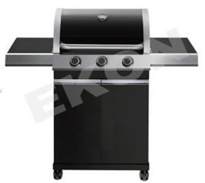 China Outdoor Gas grill 3b+sb, 3.5kw for each burner on sale