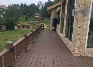 China WPC - Wood Plastic Composite Hollow & Solid & Arched Decking Floor Board on sale