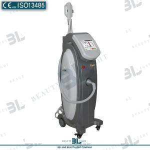 China Vertical 220V IPL Beauty Machines System , Photon Skin Rejuvenation on sale