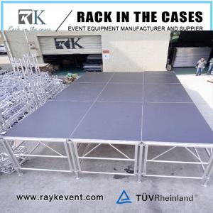 China king post truss stage truss used stage truss  from RK China you deserve it on sale