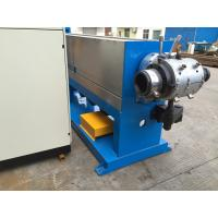 100mm Outdoor Cable Extruder Machine with PLC system Simens Motor