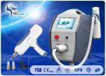 Machine à commutation de Q de retrait de tatouage de laser de ND Yag pour le rajeunissement 1500mj de peau