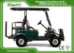 EXCAR CE Approved Electric Hunting Carts 48V Lifted 4 Seater Golf Cart 3.7KW